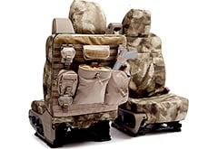 Audi R8 Skanda A-Tacs Camo Tactical Seat Covers