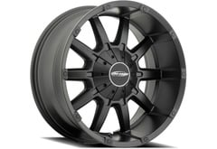 Ford F150 Pro Comp 10 Gauge 5050 Series Alloy Wheels