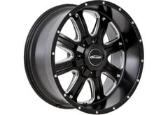 Ford F450 Pro Comp Phantom 5182 Series Alloy Wheels