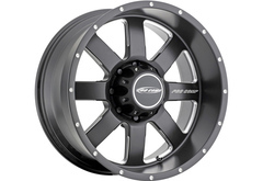 Ford F450 Pro Comp Vapor 5183 Series Alloy Wheels