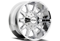 Toyota Tacoma Pro Comp 10 Gauge 6050 Series Alloy Wheels
