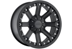 Ford F450 Pro Comp 7033 Series Alloy Wheels