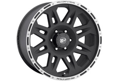 Toyota Tacoma Pro Comp Cast-Blast 7105 Series Alloy Wheels