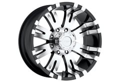 Ford F150 Pro Comp 8101 Series Alloy Wheels