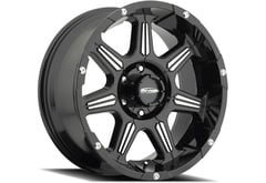 Toyota Tacoma Pro Comp District 8151 Series Alloy Wheels