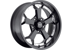 Toyota Tacoma Pro Comp Adrenaline 8180 Series Alloy Wheels
