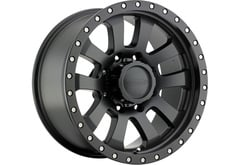 Ford F450 Pro Comp Helldorado 7036 Series Alloy Wheels