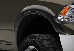 Nissan EGR Rugged Look Matte Black Fender Flares