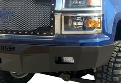 Iron Cross RS Bumper Light Kit