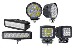 Mitsubishi Raider Access Off-Road LED Light