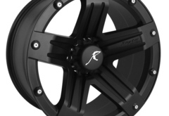 Raptor 311 Series Aluminum Wheels