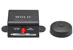 Ford F150 Wolo Wireless Wizard Horn Remote Control