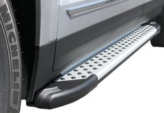 Chevrolet Silverado Romik RAL Running Boards