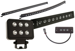 Dodge Dakota Putco Luminix LED Light Bar