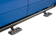 Jeep Wrangler N-Fab AdjustSTEP Nerf Bars