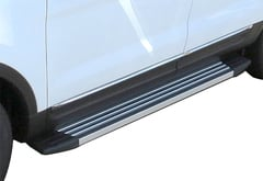 Nissan Pathfinder Steelcraft STX200 Series Running Boards