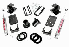 Chevrolet Silverado Rough Country Lowering Kit