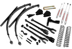 Jeep Liberty Rough Country Lift Kit