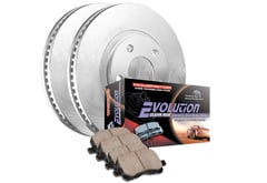 Volkswagen Tiguan Power Stop OE Replacement Brake Kit