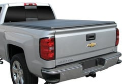 Nissan Frontier Tonneaucraft Tri-Fold Tonneau Cover by Steelcraft