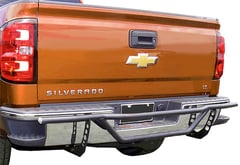 Steelcraft EVO3 Rear Bumper Guard