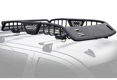 BMW X3 Go Rhino SR Roof Rack