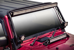 Westin Jeep Wrangler LED Light Mounts