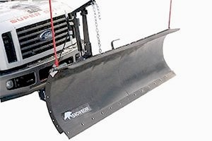 Lincoln Mark LT SnowBear ProShovel Snow Plow