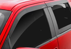 Chevrolet Silverado Lund Seamless Window Deflectors