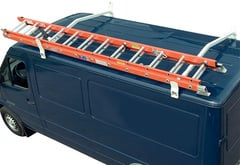 Nissan Titan Cross Tread Lockable Angled Van Rack