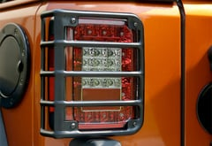 Rugged Ridge Euro Lighting Guards
