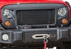Jeep Wrangler Rugged Ridge Spartan Grille