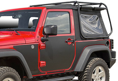 Jeep Wrangler Rugged Ridge Magnetic Protection Panel Kit