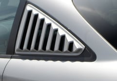 Chevrolet Camaro Willpak Side Window Louvers