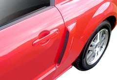 Ford Mustang Willpak Quarter Panel Scoop