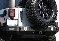 Rock-Slide Engineering Aluminum Rear Bumper