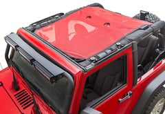 Jeep Wrangler Rugged Ridge Eclipse Sun Shade