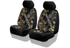 Mercury Mountaineer MODA Camo Micro Suede Seat Covers
