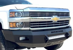 Iron Cross Low Profile Front Bumper