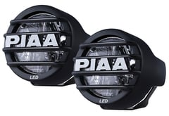 Nissan Titan PIAA LP530 Series LED Driving & Fog Lights