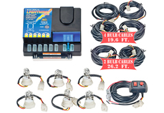 Isuzu i-280 Wolo Lightning XL Strobe Light Kit