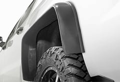 Chrysler Town & Country Husky Liners Mud Grabber Fender Flares