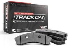 Dodge Power Stop Track Day Brake Pads