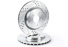 Oldsmobile Power Stop Track Day Rotors