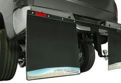 GMC Sierra Husky Hitch Mount Mud Flaps