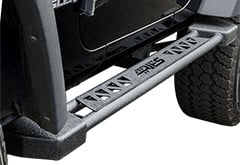 Aries Jeep Rocker Steps