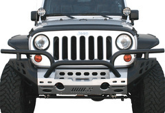 Aries Modular Jeep Front Bumper Kit