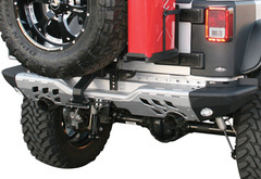 Aries Modular Jeep Rear Bumper