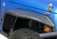 Jeep Wrangler Aries Jeep Fender Flares