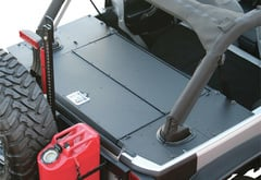 Aries Jeep Security Cargo Lid